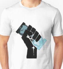 WikiLeaks Revolution Unisex T-Shirt