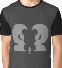 Unendliche Geschichte - Das Sphinx-Tor Grafik T-Shirt