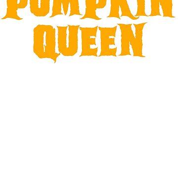Pumpkin Queen Halloween by fabianb