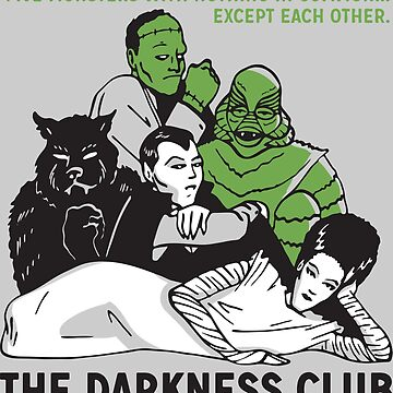 The Darkness Club by swissarmyshark