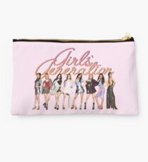 Girls' Generation  - Holiday Night  Studio Pouch