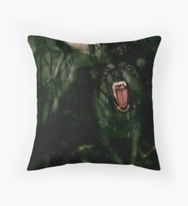 terrier of the baskervilles - take 2 Throw Pillow