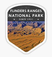 Flinders Ranges National Park Sticker