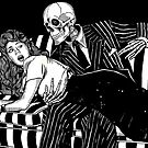 Death and the Maiden: Spanking Edition by ZugArt