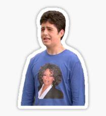 josh peck oprah  Sticker