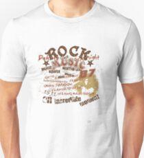 Rock Music Incredible Moment T-Shirt
