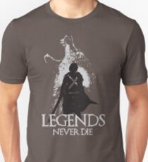 Legends Never Die Game Of Thrones T-Shirt