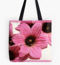 Pinkish Romantic Emotions Tote Bag