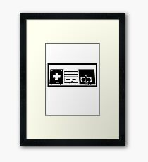 We R in Control Framed Print