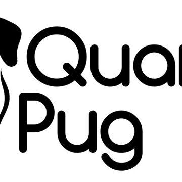 Quantum Pug — dark by kipstewart