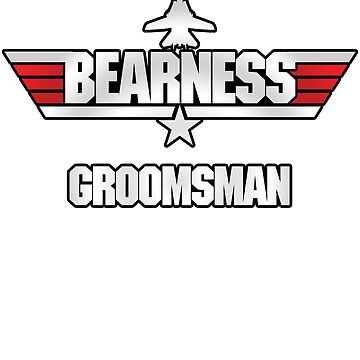 Custom Top Gun - Bearness by CallsignShirts