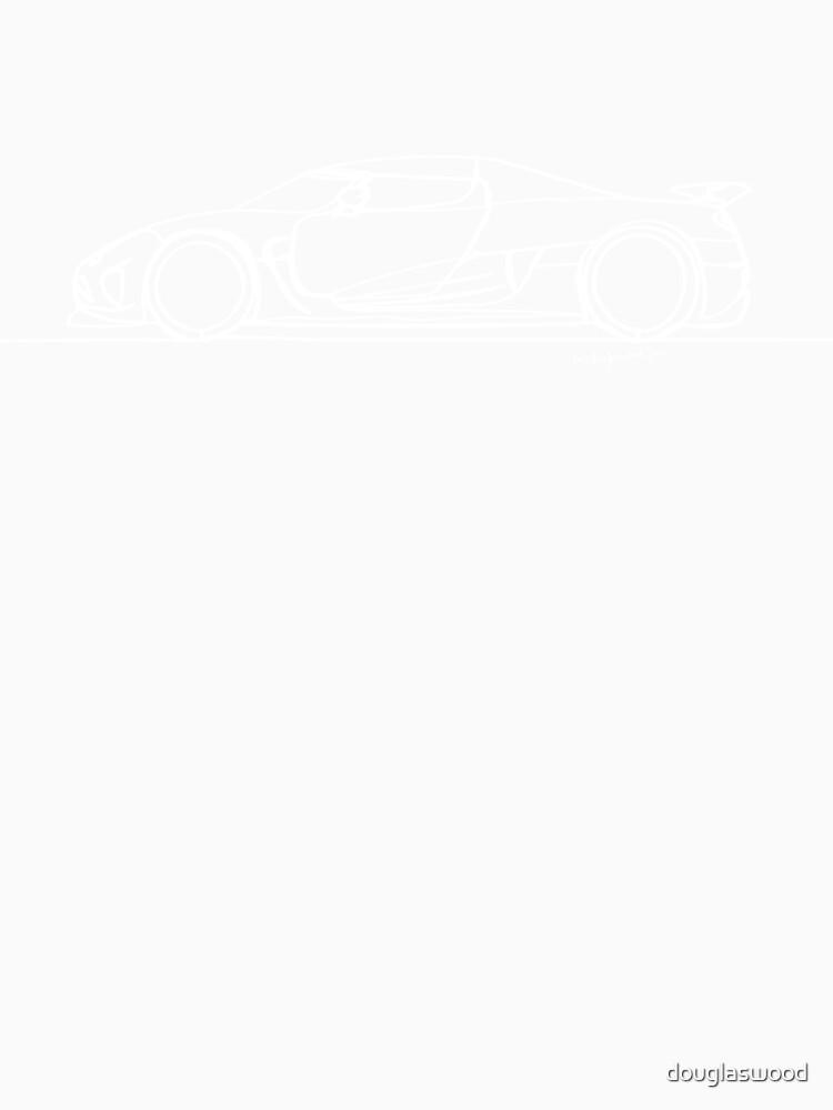 Koenigsegg Agera - Einzellinie von douglaswood