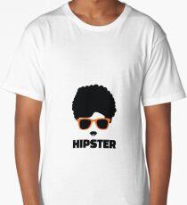 hipster girl Long T-Shirt
