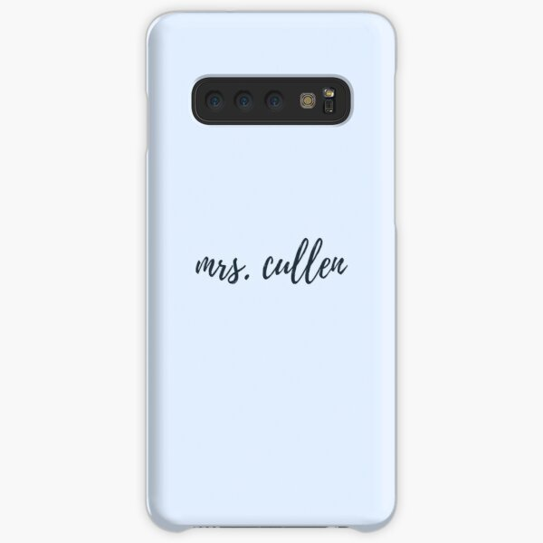 Mrs. Cullen Samsung Galaxy Snap Case