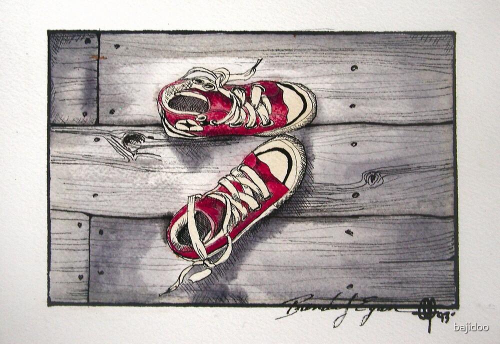 Nic's Favorite Shoes by bajidoo