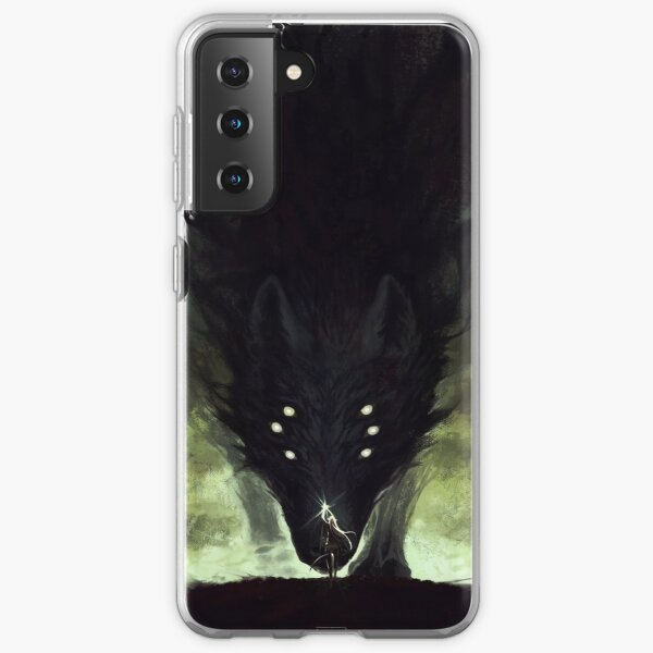 The beast Samsung Galaxy Soft Case