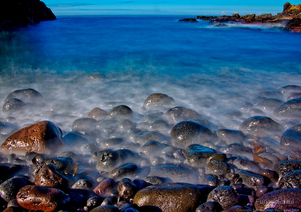 Cape Schanck Rocky Inlet by FuriousEnnui