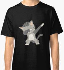 Dabbing Cat T-Shirt Classic T-Shirt