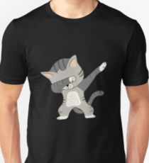 Dabbing Cat T-Shirt T-Shirt