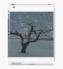 The Wintertime Tree iPad Case/Skin