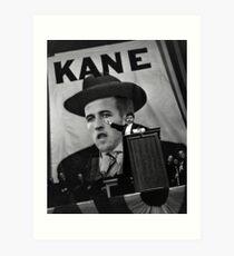 Kane Art Print
