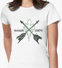 Ranger's Apprentice  Women's Fitted T-Shirt