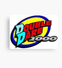 Double Dare 2000 Canvas Print