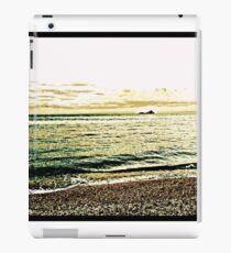 Saturday aftnoon iPad Case/Skin
