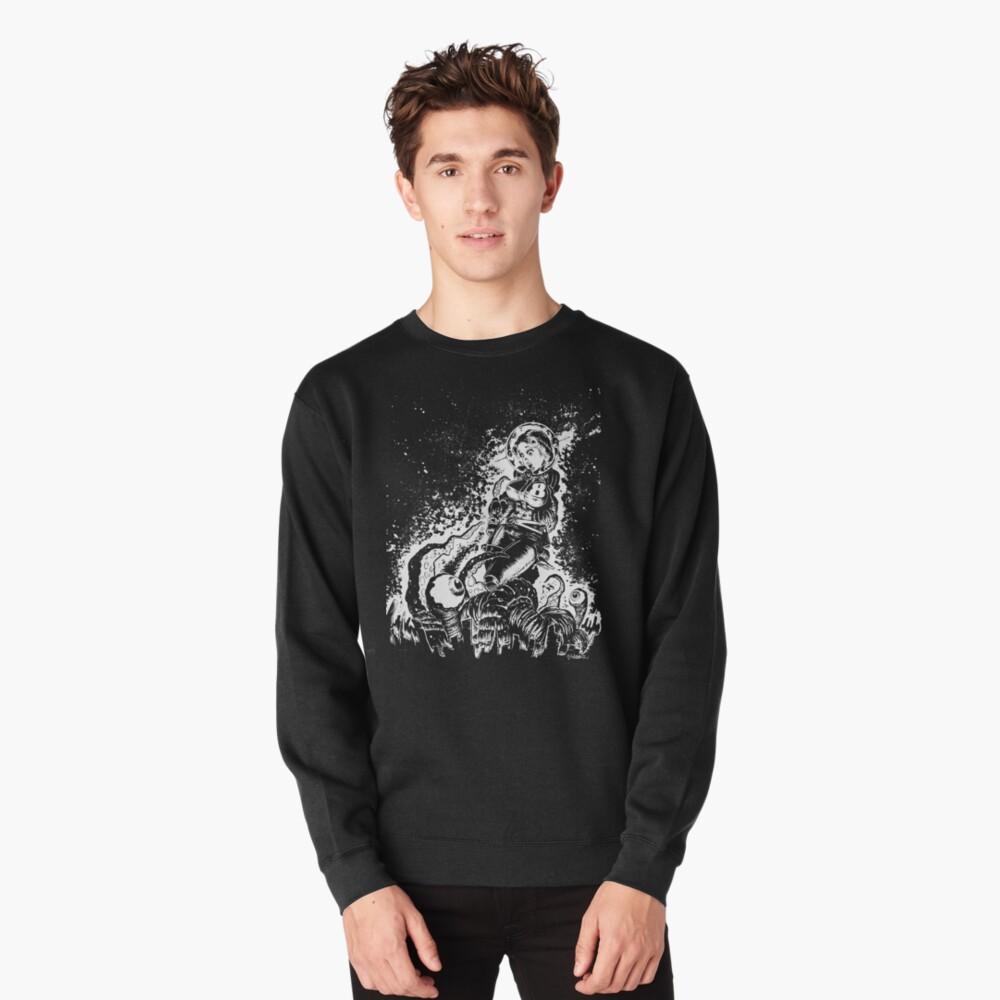 From Below 2 Pullover Sweatshirt