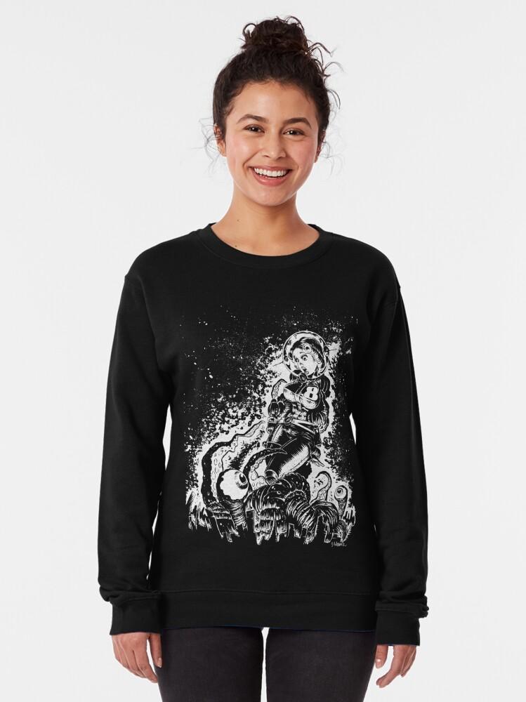 Alternate view of From Below 2 Pullover Sweatshirt