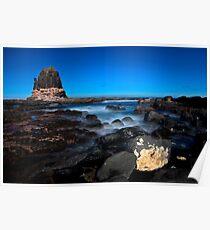 Cape Schanck - Pulpit Rock Poster
