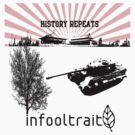 history repeats by Matt  Streatfeild