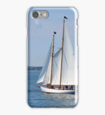 Sailing the Sound iPhone Case/Skin