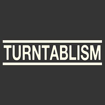 Turntablism white color by maliderkel