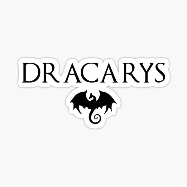 Dragon Fire Sticker
