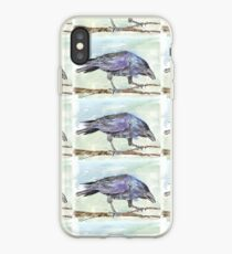 Crows are messengers - Coco iPhone Case