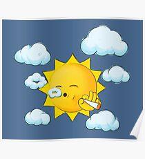 Stoner Sun Poster