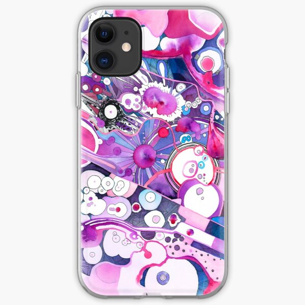 Perfect Once Along The Way - Watercolor iPhone Soft Case