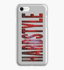 Hardstyle: See Through iPhone Case/Skin