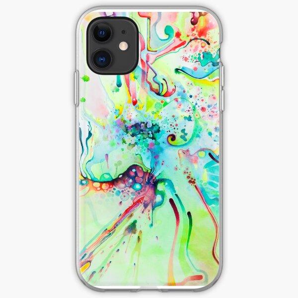 El Camino Acids - Watercolor Painting iPhone Soft Case
