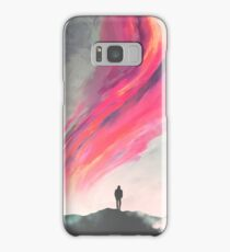 Where Fear Ends Samsung Galaxy Case/Skin