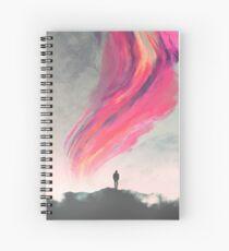 Where Fear Ends Spiral Notebook