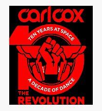 Revolution start now Photographic Print