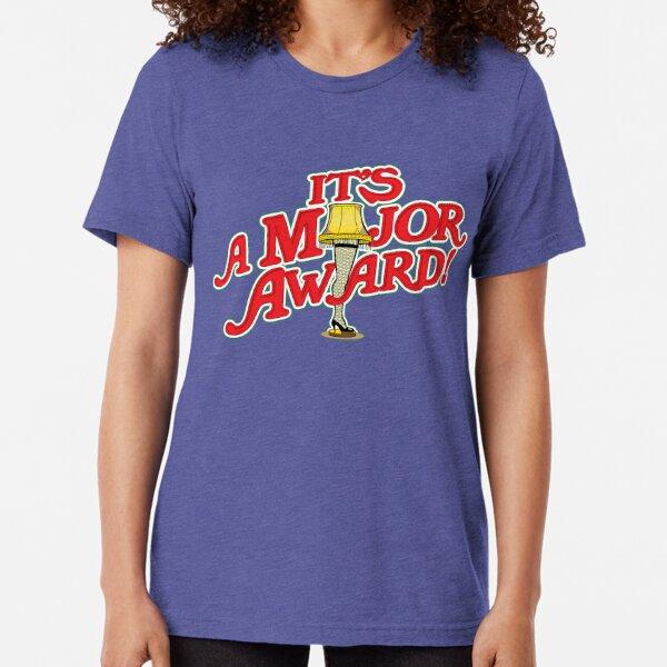 Es ist ein Major Award! Eine Weihnachtsgeschichte-Bein-Lampe Vintage T-Shirt