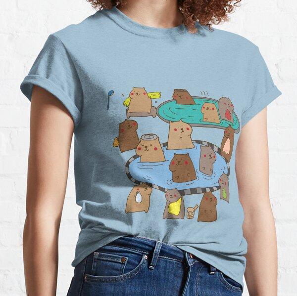 Having a capybara ol' time  Classic T-Shirt