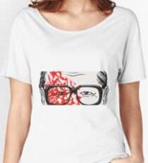 george a romero Women's Relaxed Fit T-Shirt