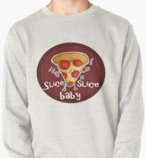 Slice, slice, baby! Pullover