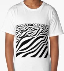 waves Long T-Shirt