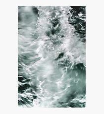 Wild Ocean Waves Photographic Print