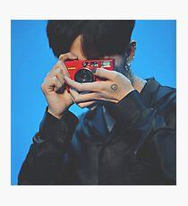 G-DRAGON BIGBANG Photographic Print